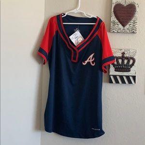 ⚾️ Atlanta Braves Woman's shirt ⚾️